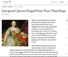 queens waged more wars than kings women are worse leaders than men.PNG