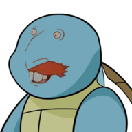 Blue Squirtle